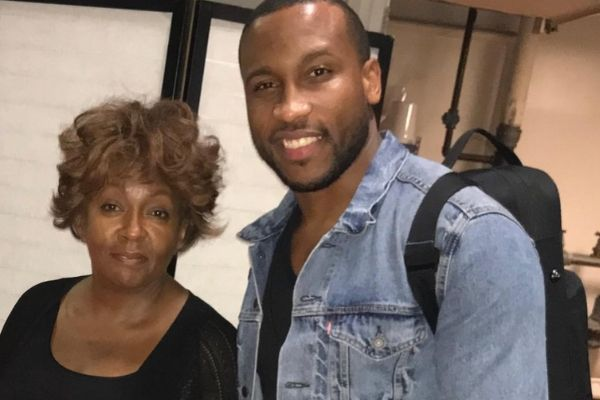Trey Daniels and Anita Baker